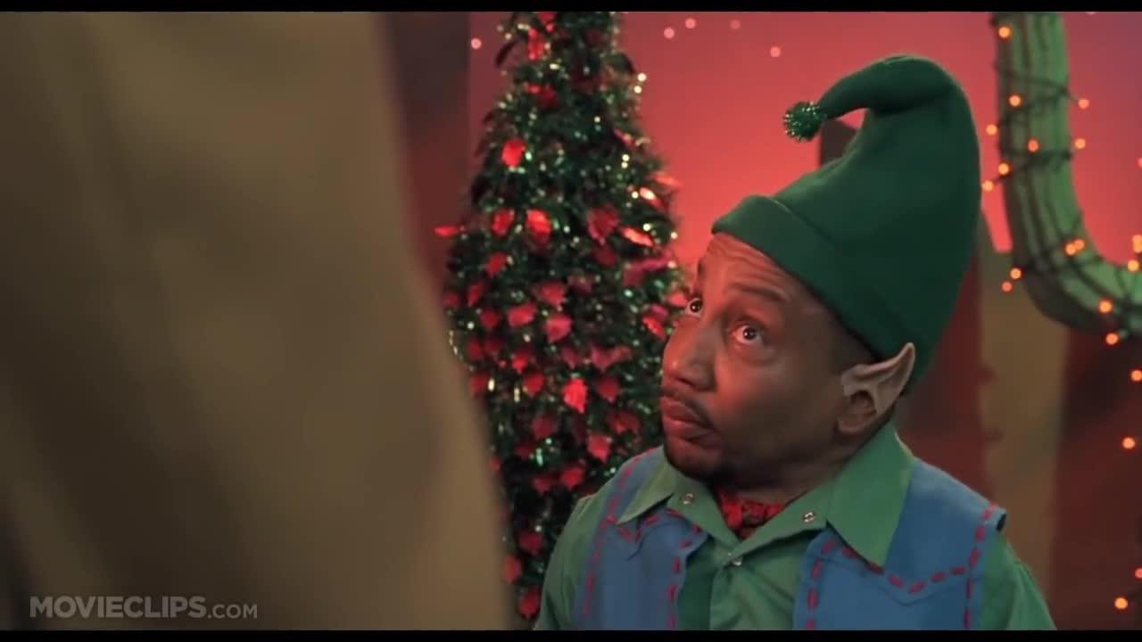 Black midget in bad santa — 12