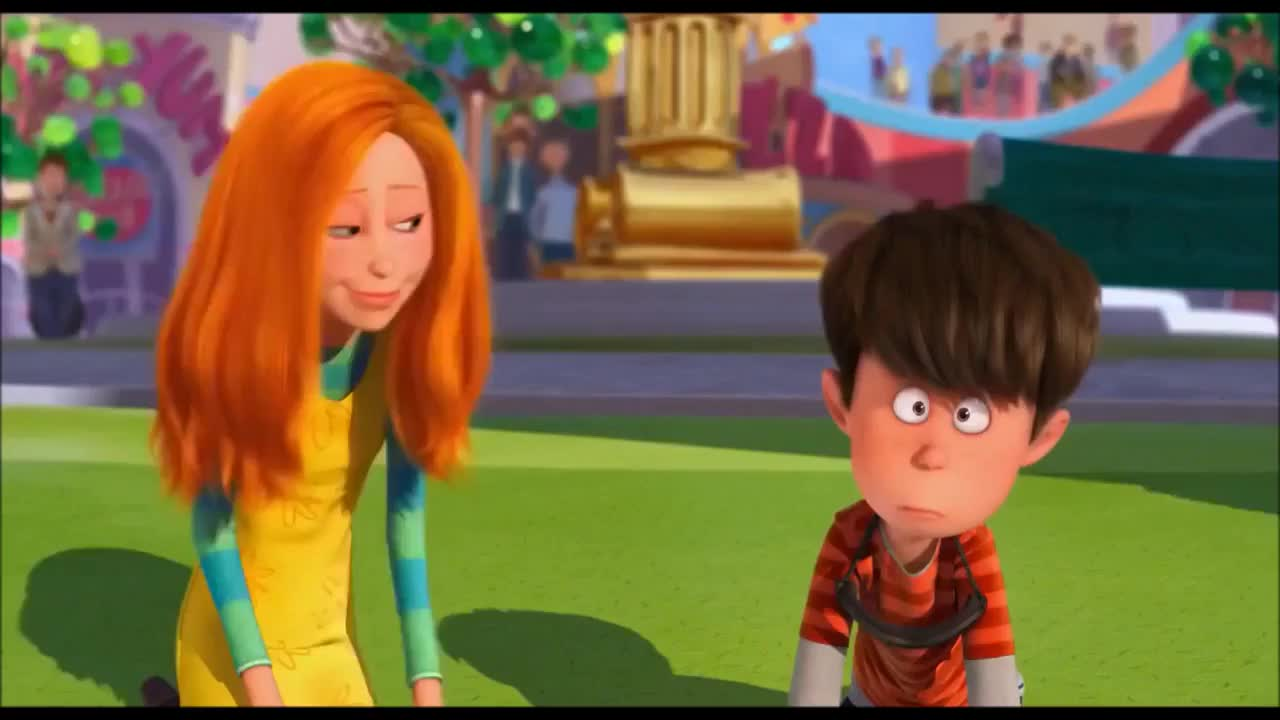 The Lorax Unexpected Kiss From Crush