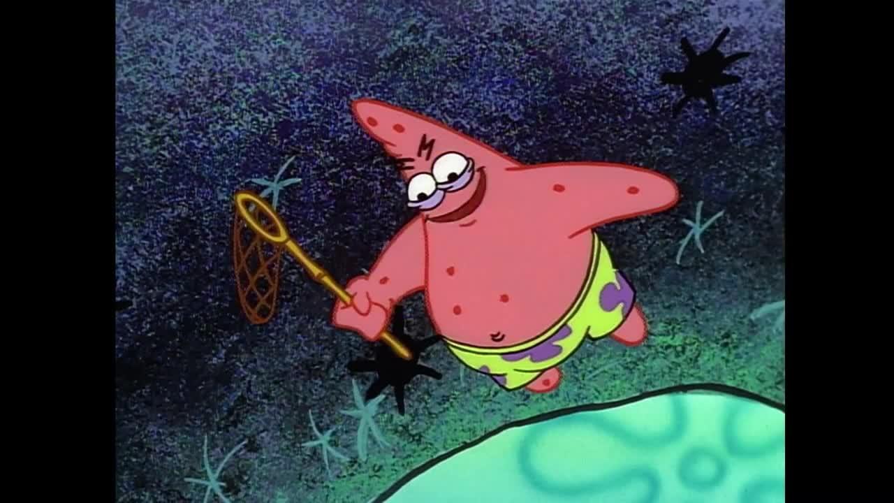 Spongebob: Evil Patrick