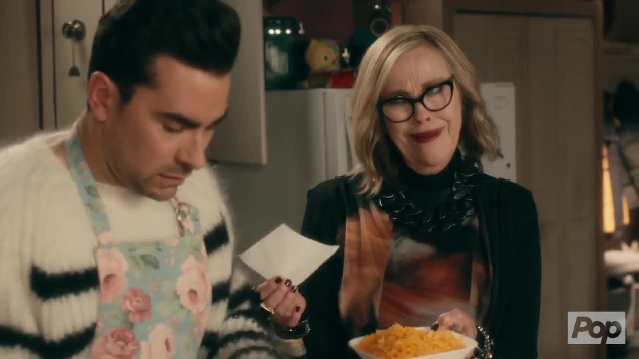 Schitt's Creek: Fold in the cheese!