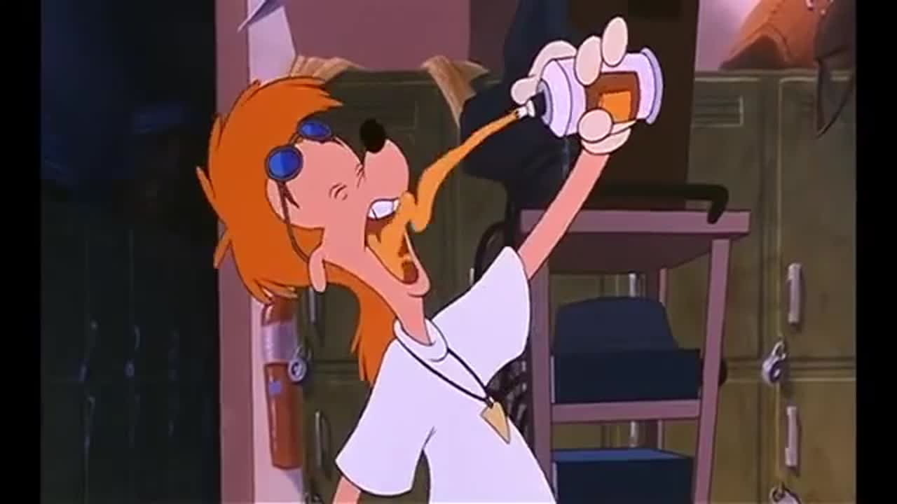 A Goofy Movie Cheddar