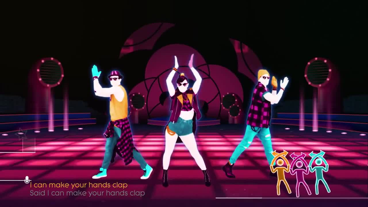 Just Dance Unlimited I Can Make Your Hands Clap My flesh is searchin' for your worst and best, don't ever deny i'm like a stranger, gimme me danger all your wrongs and your rights secrets on broadway to the freeway, you're a. i can make your hands clap
