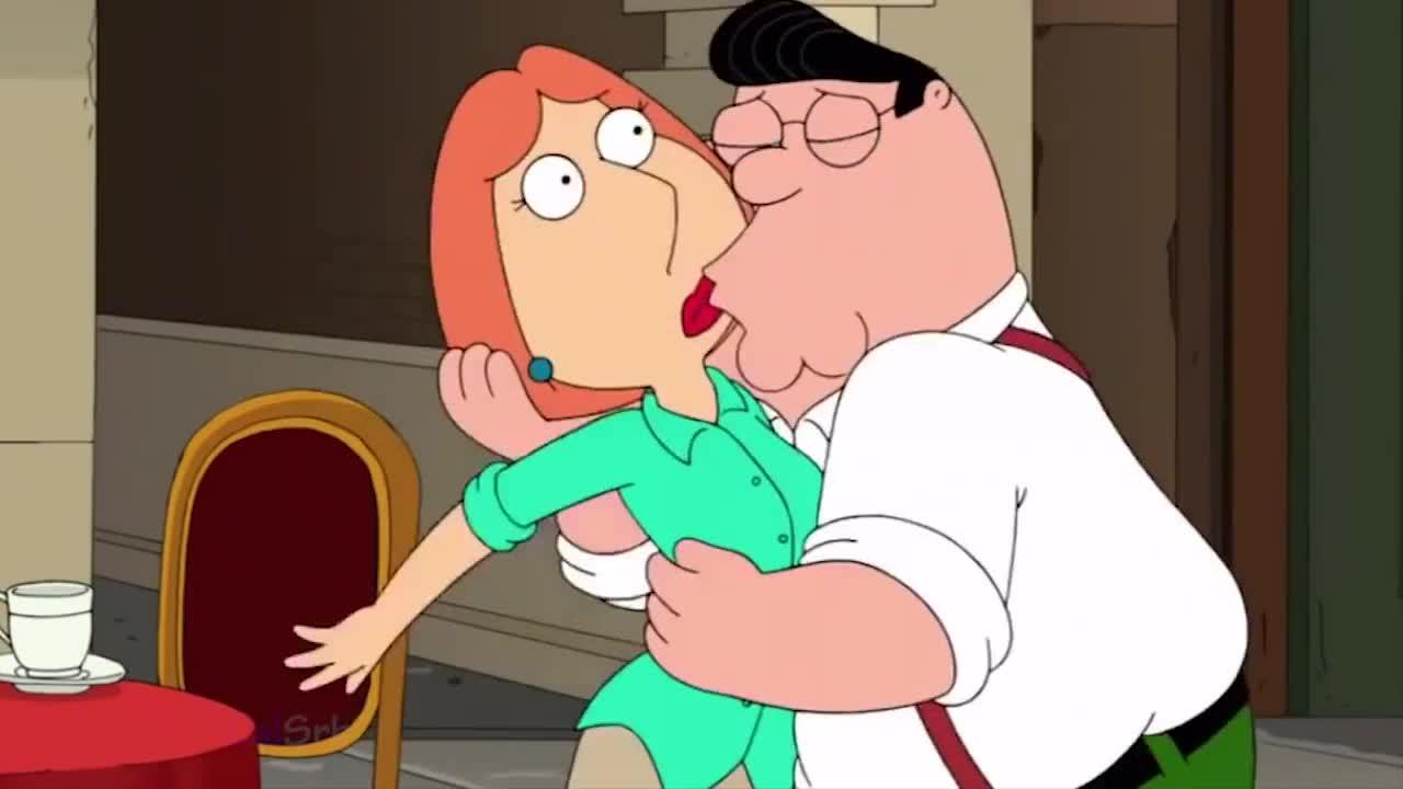 Family Guy Lois Lesbian