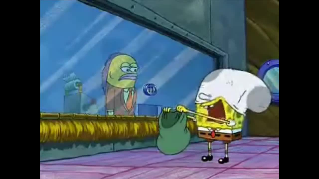 SpongeBob SquarePants: Put the Money in the Bag!